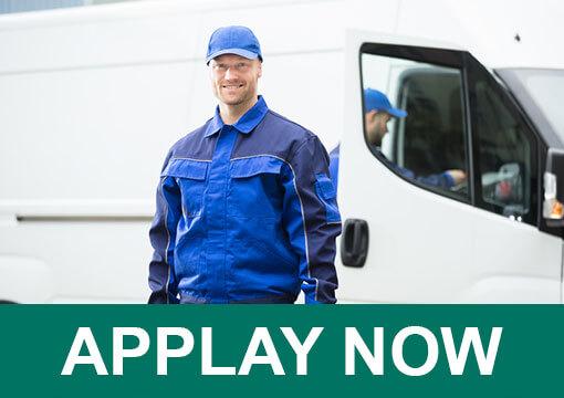 Register as Own Van Driver. Applay now with Peterborough Man Van