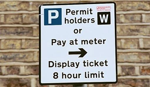 Parking Permit in Peterborough